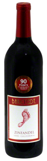 Barefoot Zinfandel 750ml - Case of 12